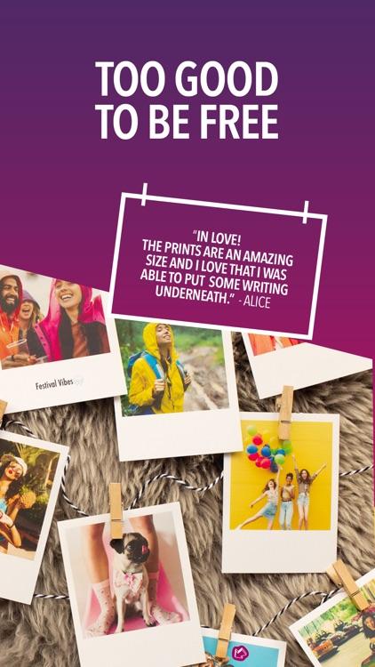 PixPax Free Retro Photo Prints screenshot-7