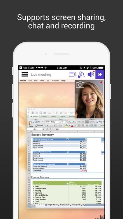 Start Meeting screenshot-3