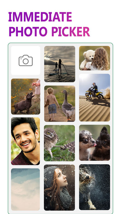 Photo Collage Maker - Mix Pics screenshot 7