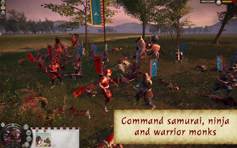 Total War: SHOGUN 2 screenshot 2