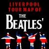Stephen Kempin - Liverpool Map Of The Beatles アートワーク