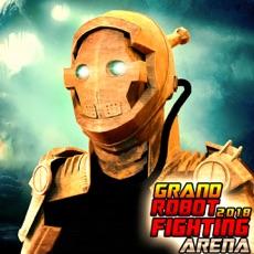 Activities of Steel Fighting- Robot Games 3D