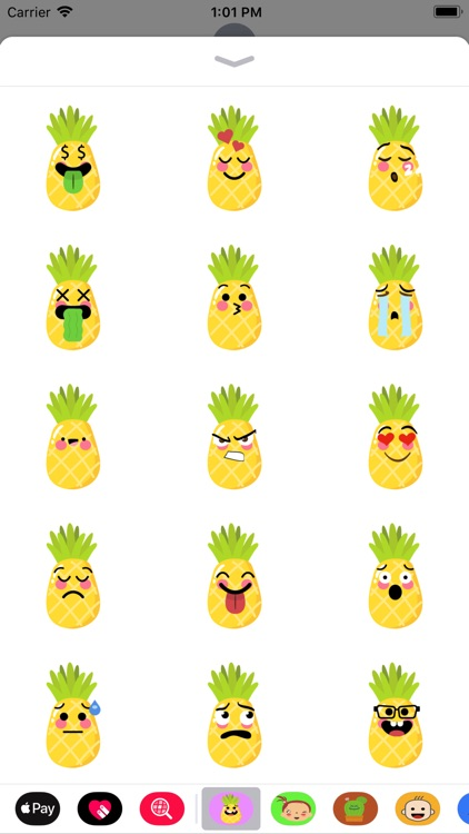 pina face emoji sticker 234