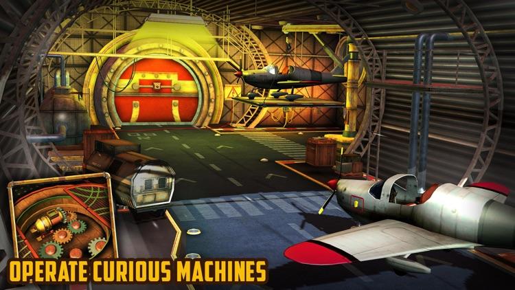 Escape Machine City: Airborne screenshot-5