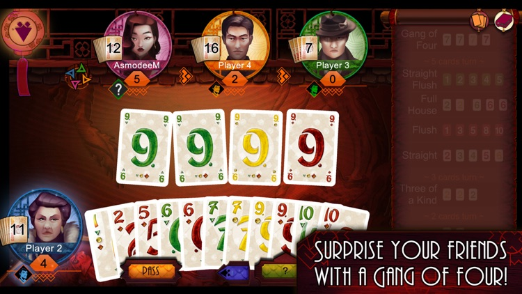 Gang of Four: The Card Game