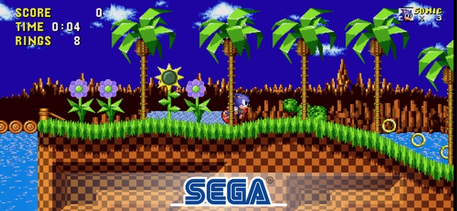 Sonic the Hedgehog™ Classic on the App Store