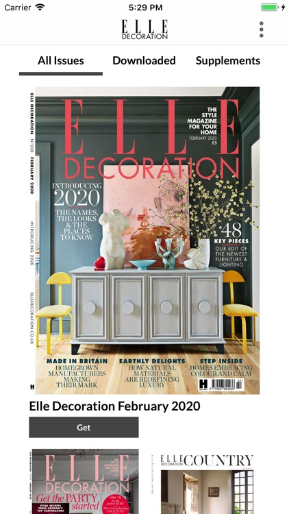 ELLE Decoration UK screenshot-0