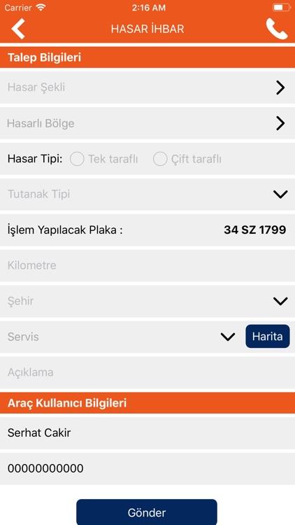 Budget Tam Destek screenshot-8