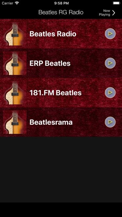 RG Radio - Beatles edition