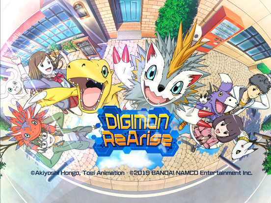 DIGIMON ReArise screenshot 6