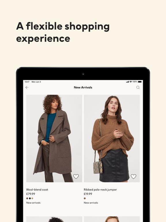 iPad Image of H&M - we love fashion