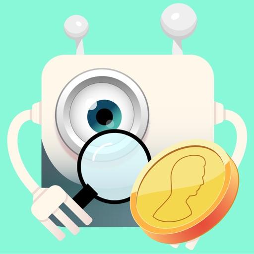 Мактун: поиск монет по фото