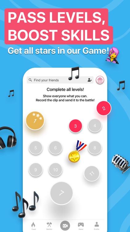 MuStar Kids Lip Sync Tik Game