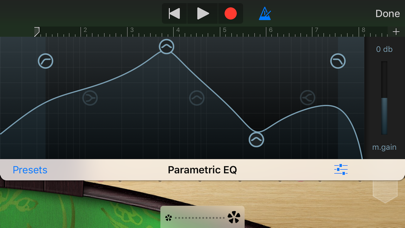 Parametric Equalizer