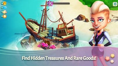 FarmVille: Tropic Escape Screenshot on iOS