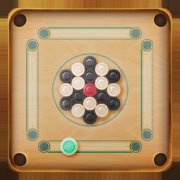 Carrom Friends: Disc Pool Game