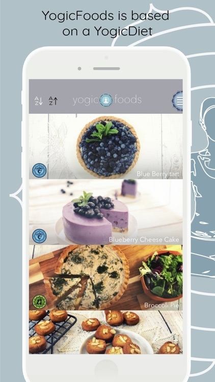 Yogicfoods - Baking recipes screenshot-0