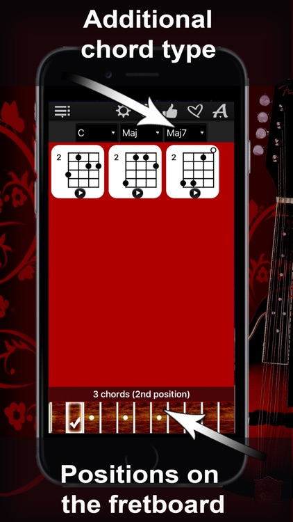 Mandolin Chords Compass screenshot-3