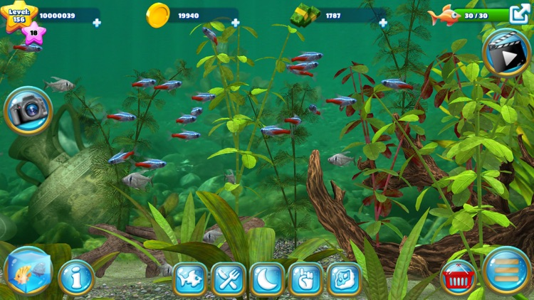 Fish Farm 3 - Aquarium