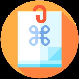 Ícone do app Clipsy: Copy Clipboard Manager