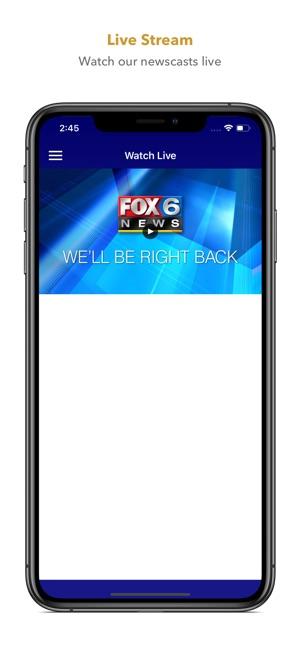 FOX6 on the App Store