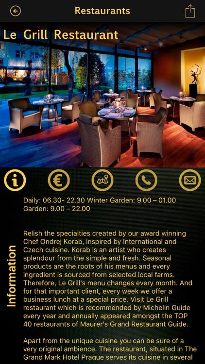 Enjoy Prague Restaurants &Bars screenshot-7