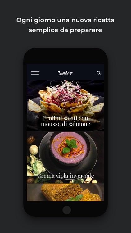 Cucinosano - The best recipes!