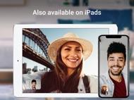 Google Duo ipad images