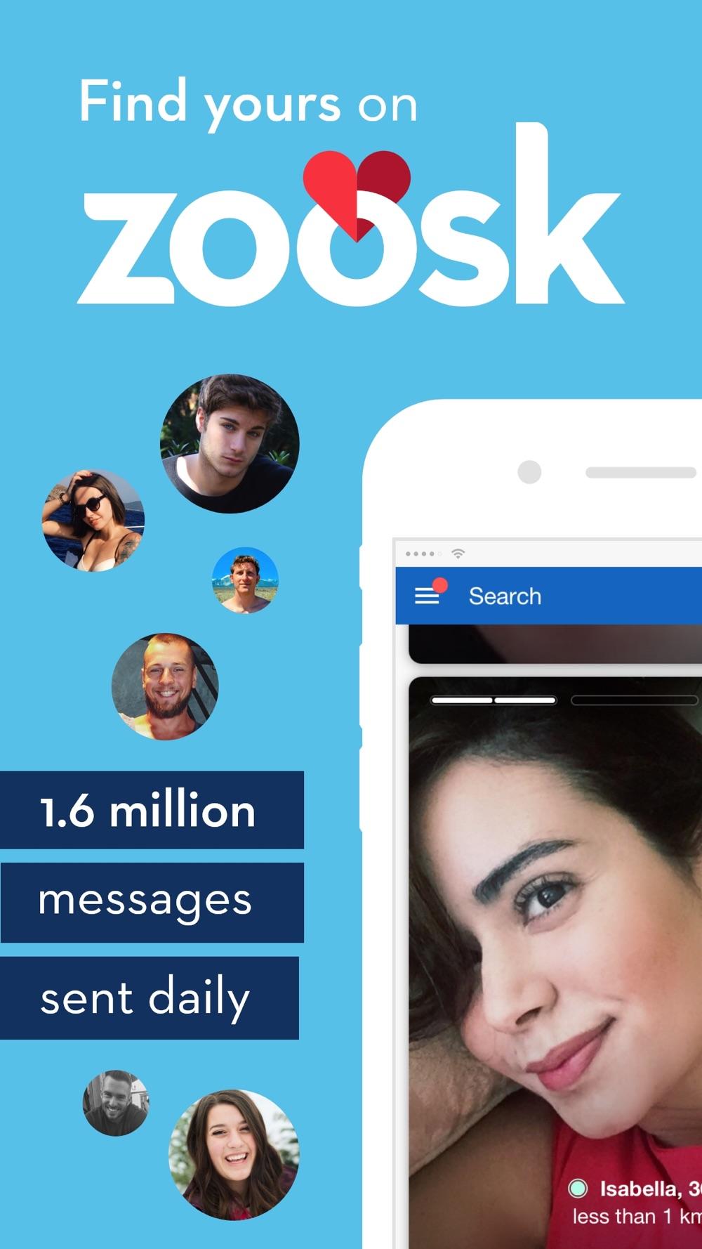 Mobile login zoosk Zoosk Local