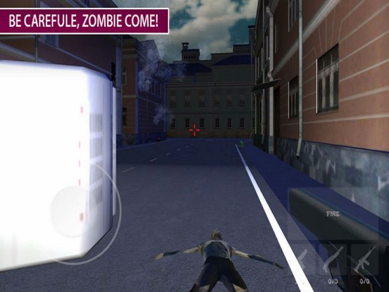 Zombie Target: War Death City screenshot 5