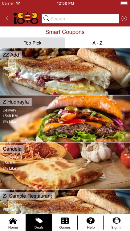 I8&8 - Restaurant Directory screenshot-4