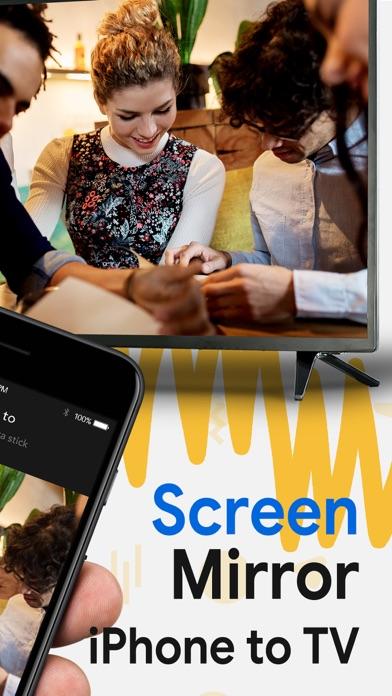 Chromecast Streamer Screenshot