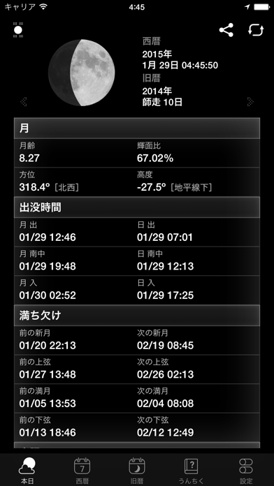 月読君 screenshot1