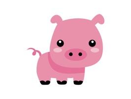 Tiny Animals Stickers