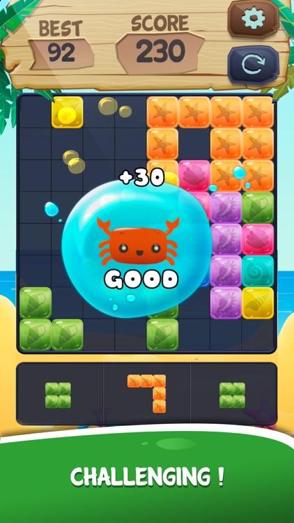 Block Puzzle Blast* screenshot-4