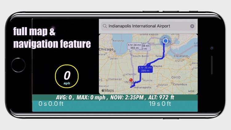 Nity Map AI Camera & Run timer screenshot-3