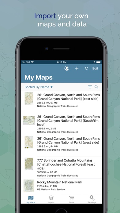 Avenza Maps for Windows