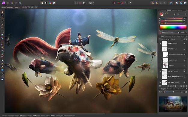 「macOS」Affinity Photo Beta 破解版 图形设计 V1.8.0 (164)插图(3)
