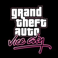 Grand Theft Auto: Vice City - Rockstar Games Cover Art
