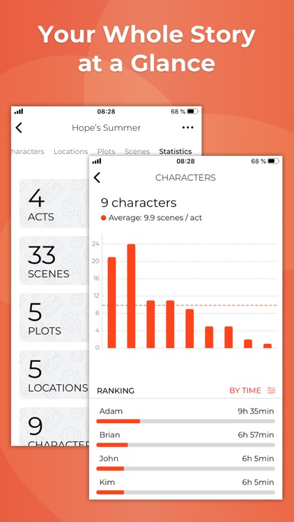Story Planner for Writers screenshot-6