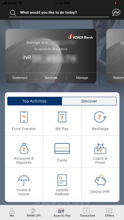 iMobile by ICICI Bank screenshot-4