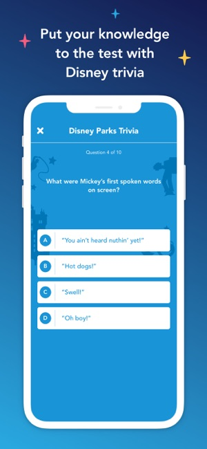 Play Disney Parks on the App Store