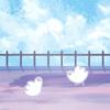 然 安 - lively Peace Dove artwork