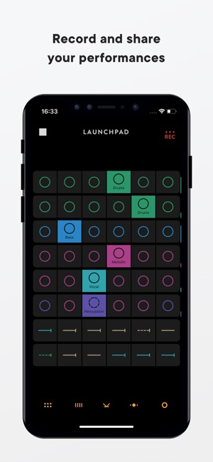 Launchpad Screenshot