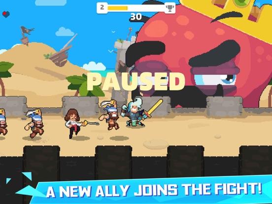 Hair Dash-Hero Battle screenshot 11