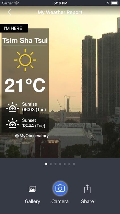 MyObservatory screenshot-4