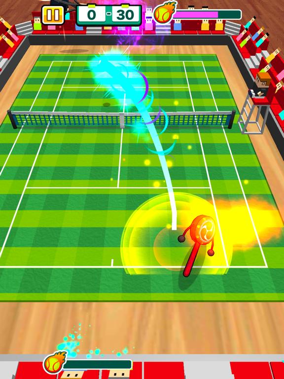 机でテニスのおすすめ画像8