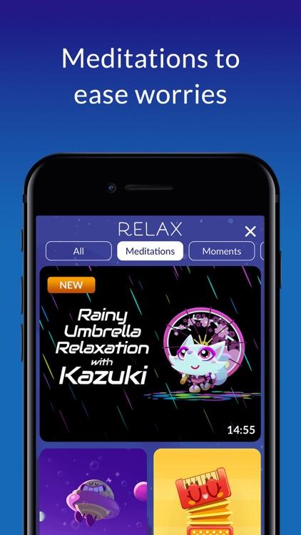 Moshi: Sleep and Mindfulness screenshot-4