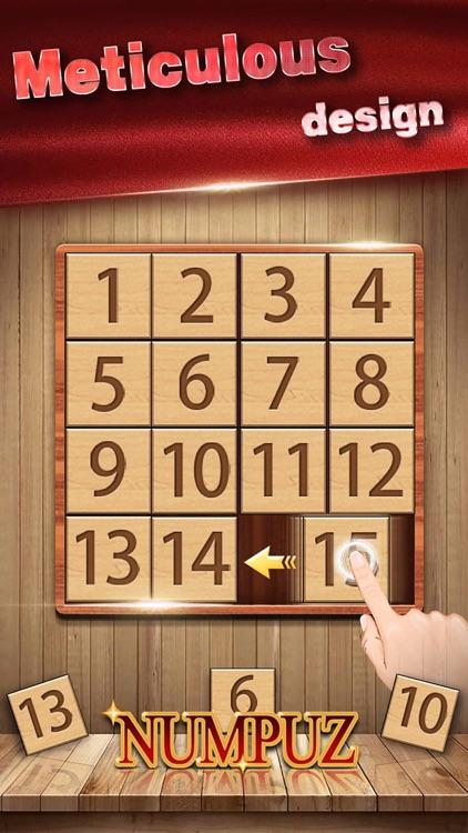 Numpuz: NumberPuzzle Games screenshot-0