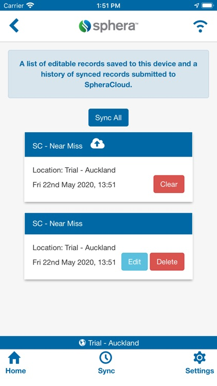SpheraCloud Mobile screenshot-5